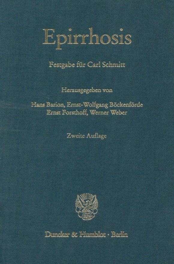 Cover Epirrhosis