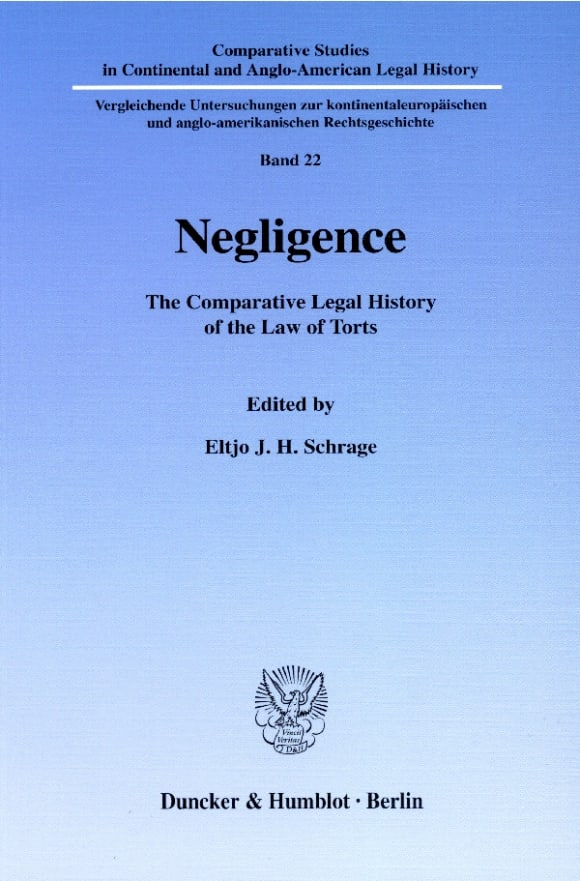 Cover Negligence