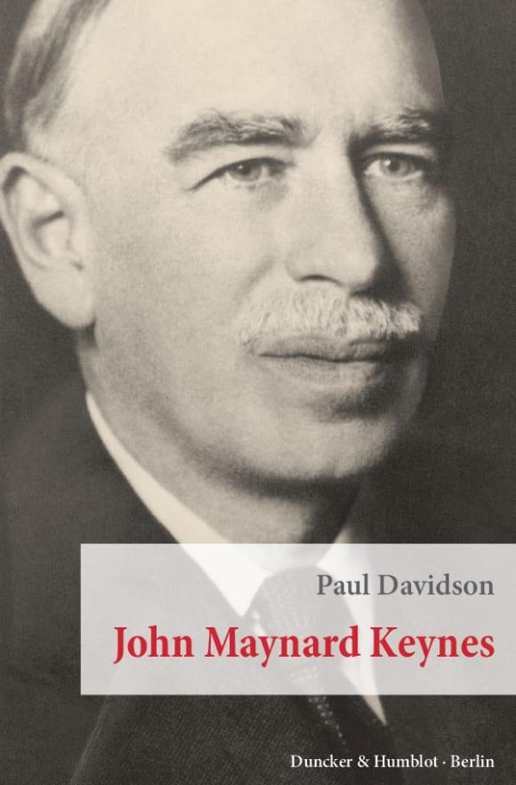 Cover John Maynard Keynes