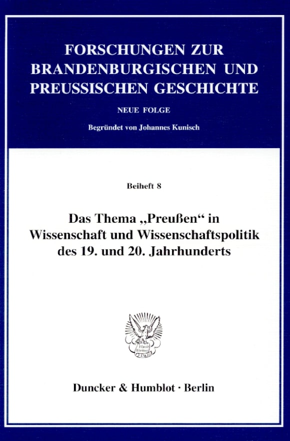 Cover Das Thema