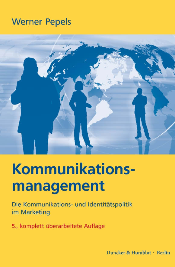 Cover Kommunikationsmanagement