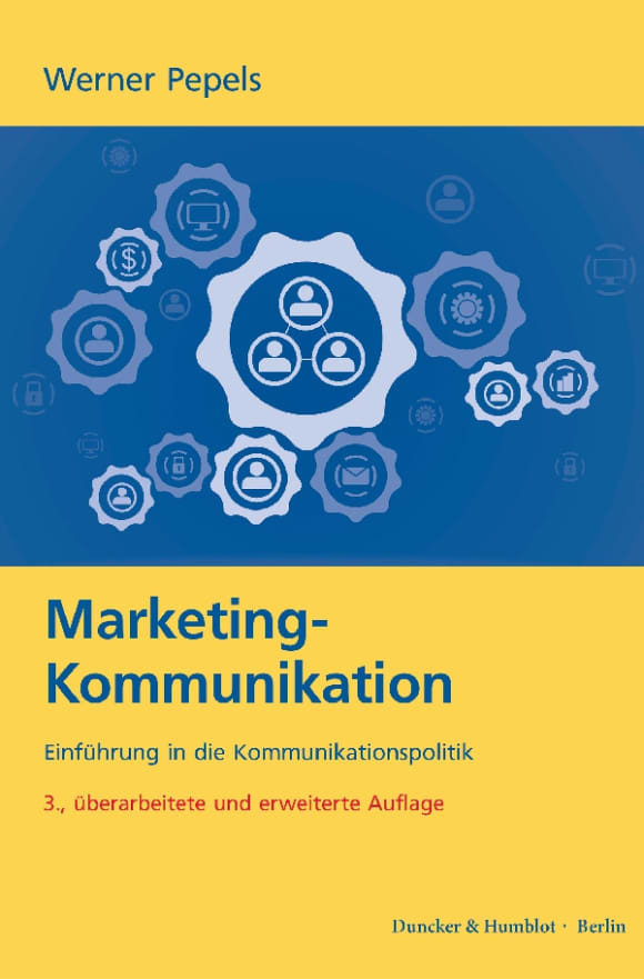 Cover Marketing-Kommunikation