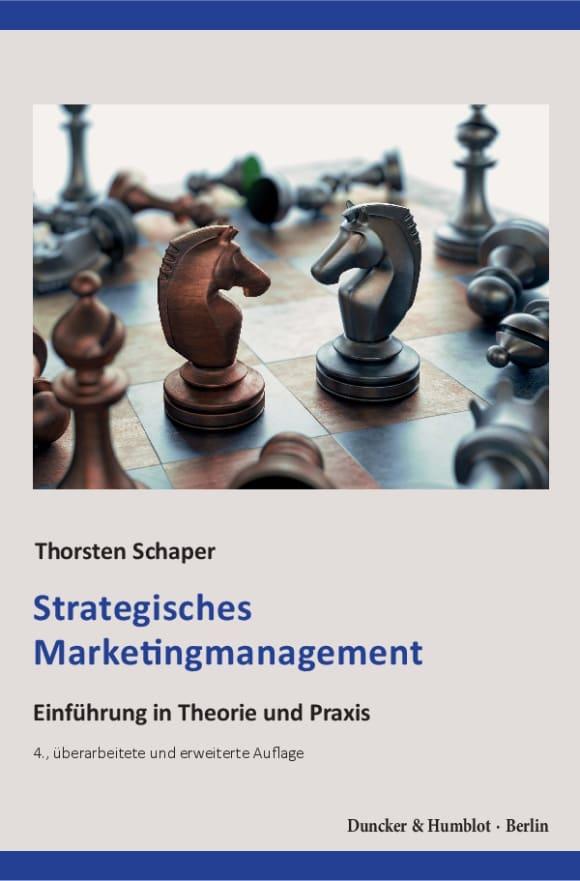 Cover Strategisches Marketingmanagement