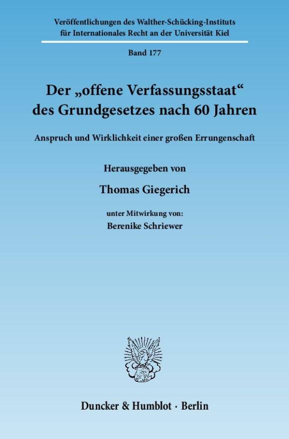 Cover Der