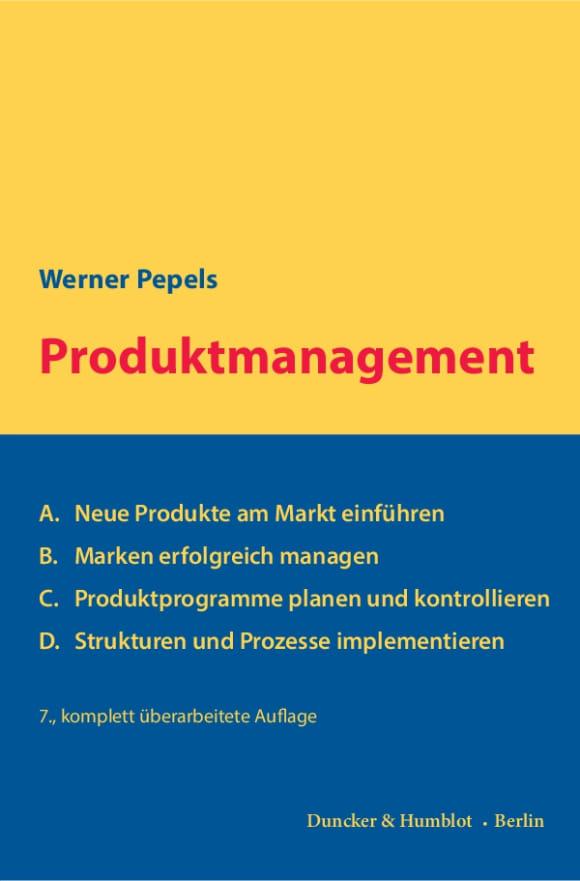 Cover Produktmanagement