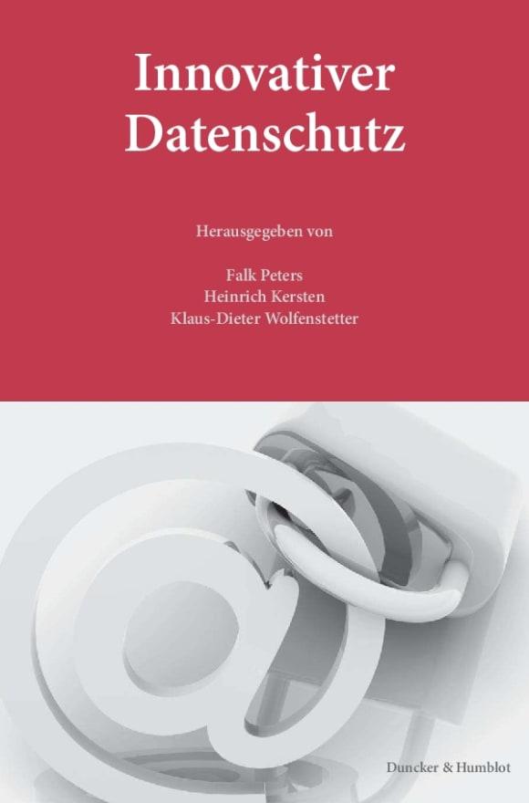 Cover Innovativer Datenschutz