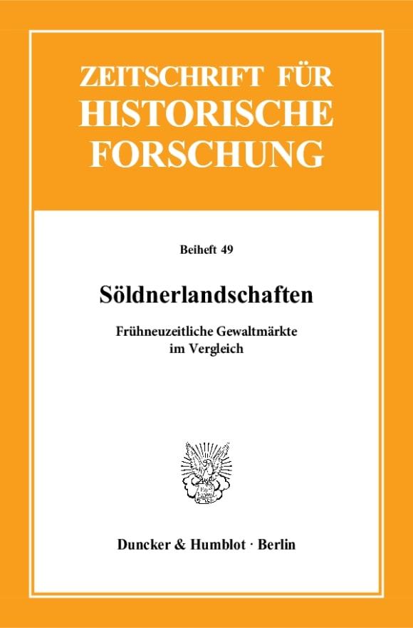 Cover Söldnerlandschaften