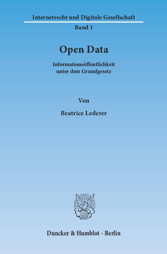 Cover Open Data