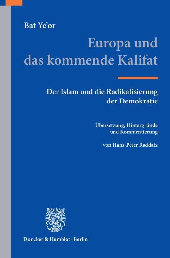 Cover Europa und das kommende Kalifat