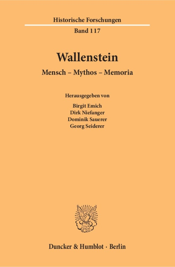 Cover Wallenstein
