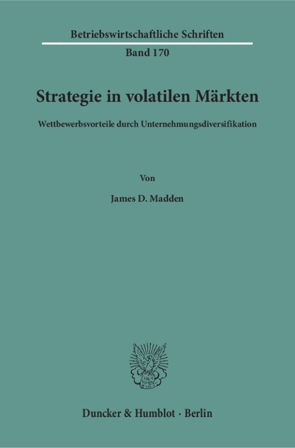 Cover Strategie in volatilen Märkten