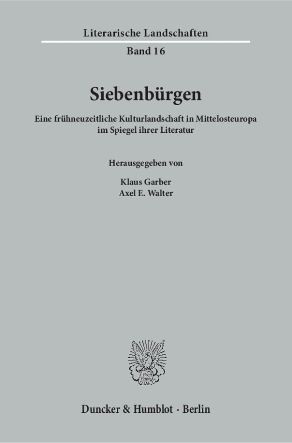 Cover Literarische Landschaften (LL)