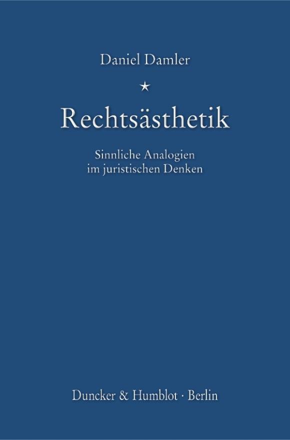 Cover Rechtsästhetik