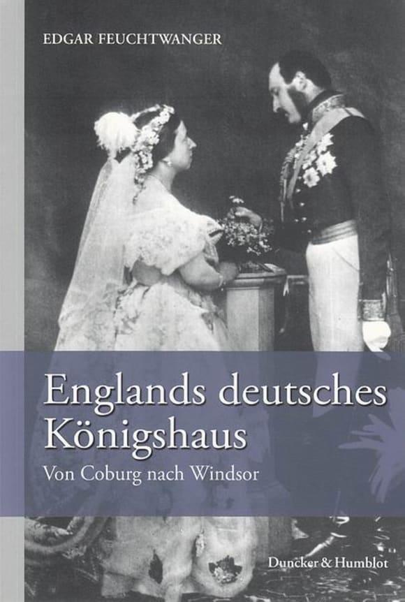 Cover Englands deutsches Königshaus