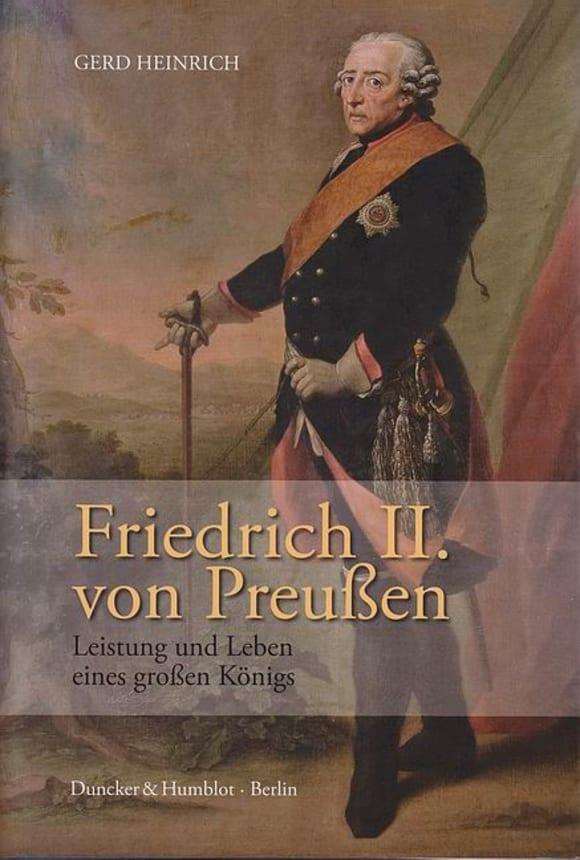 Cover Friedrich II. von Preußen