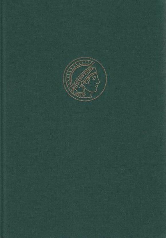 Cover 100 Jahre Kaiser-Wilhelm-/Max-Planck-Gesellschaft zur Förderung der Wissenschaften