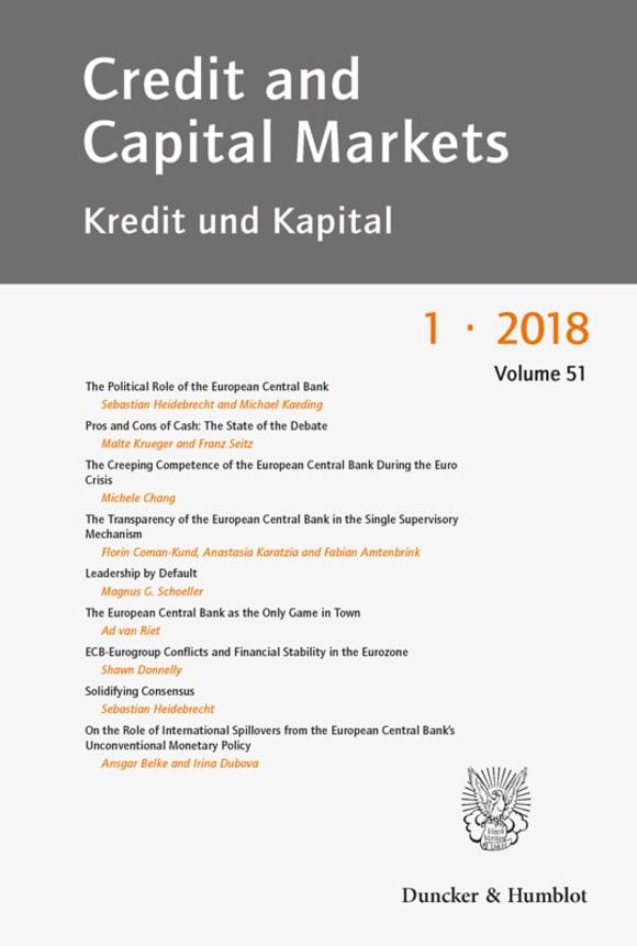 Cover CCM 1/2018
