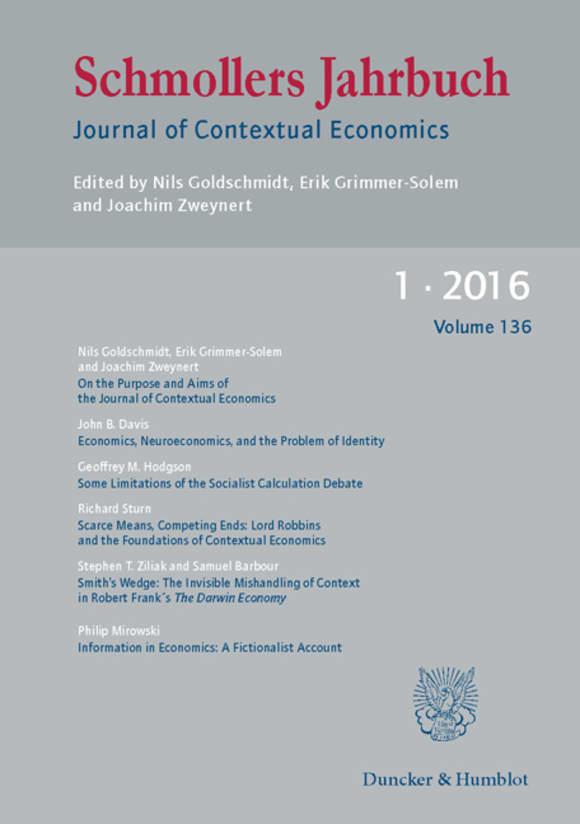 Cover JCE 1/2016