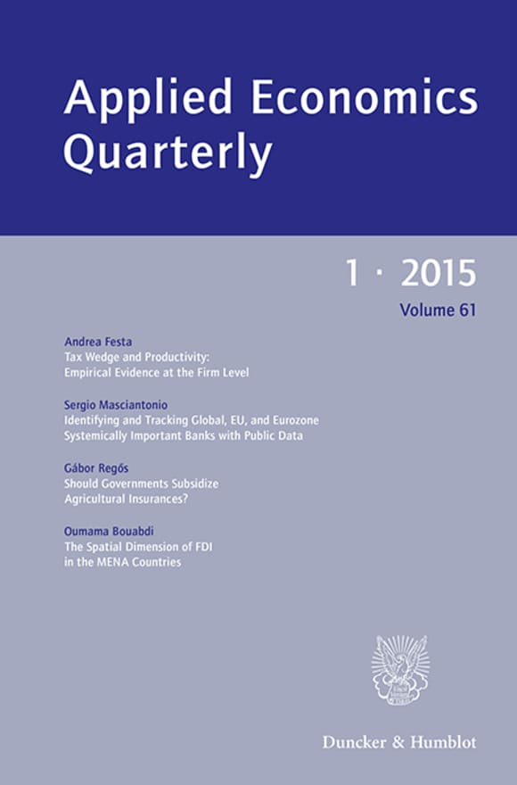 Cover AEQ 1/2015