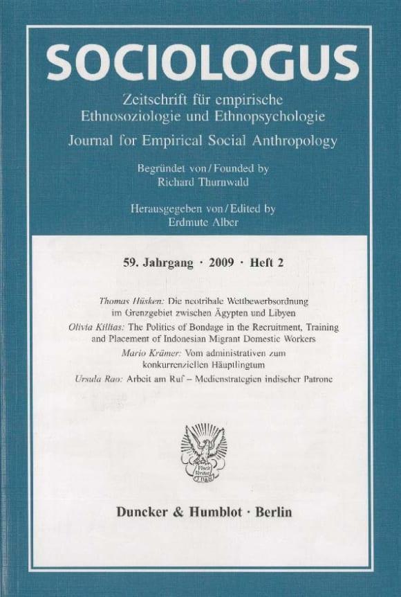 Cover SOC 2/2009