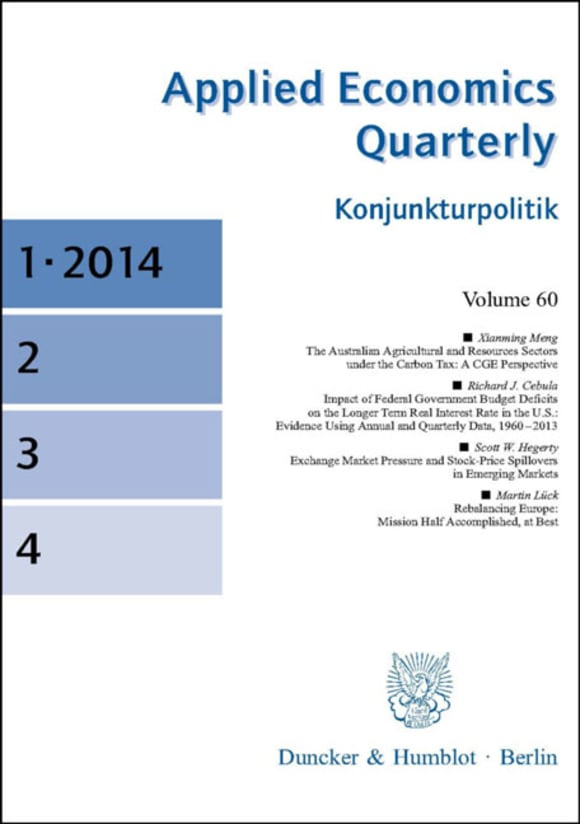 Cover AEQ 1/2014