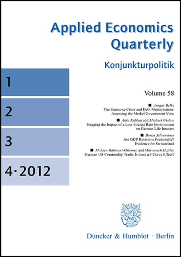 Cover AEQ 4/2012