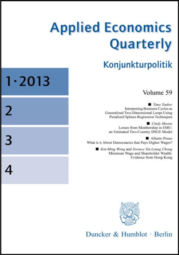 Cover AEQ 1/2013