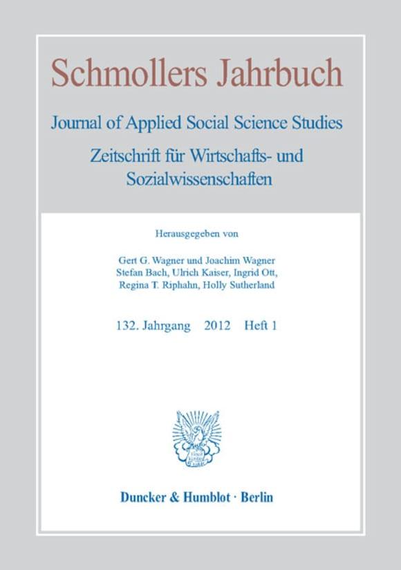 Cover JCE 1/2012