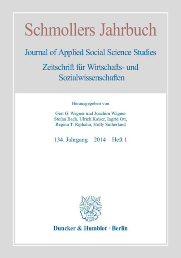 Cover JCE 1/2014