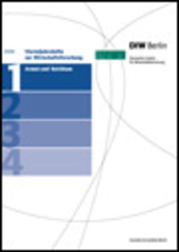Cover Armut und Reichtum (VJH 1/2006)
