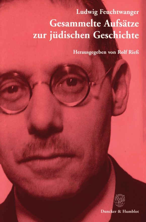 Cover Gesammelte Aufsätze zur jüdischen Geschichte