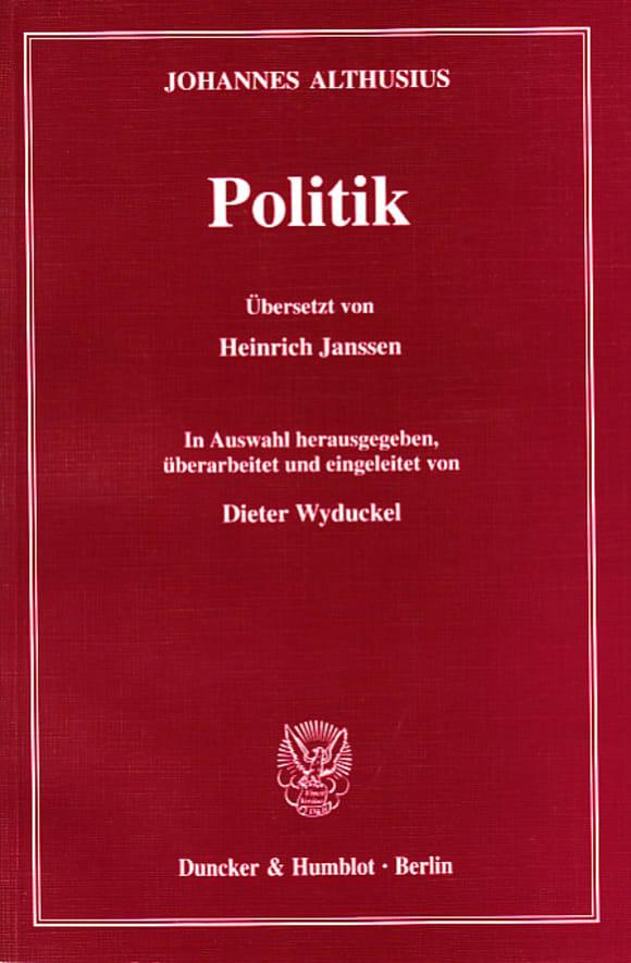 Cover Politik