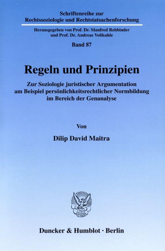 Cover Regeln und Prinzipien