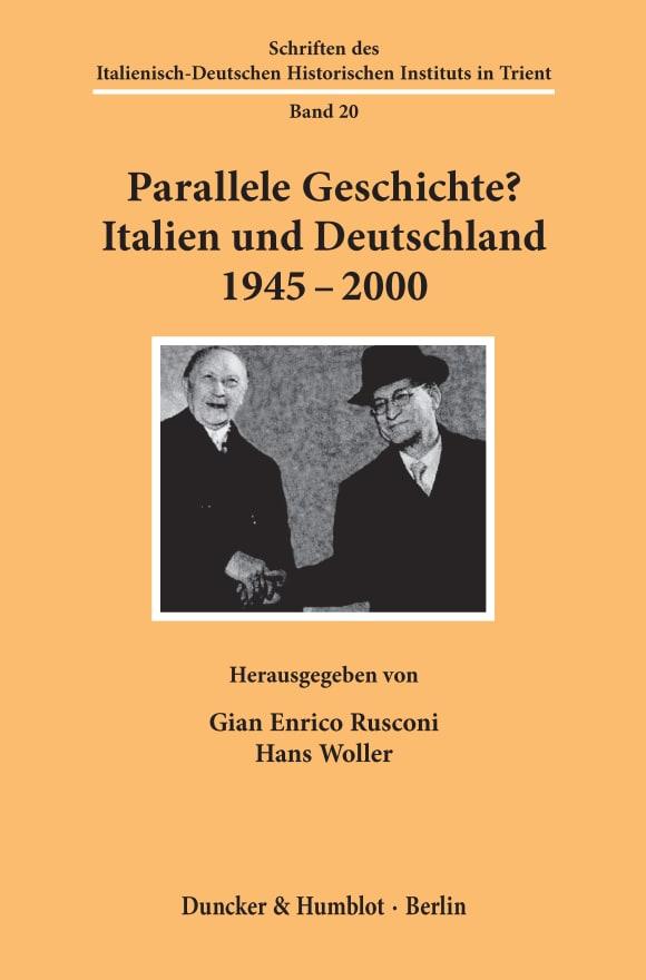 Cover Parallele Geschichte?