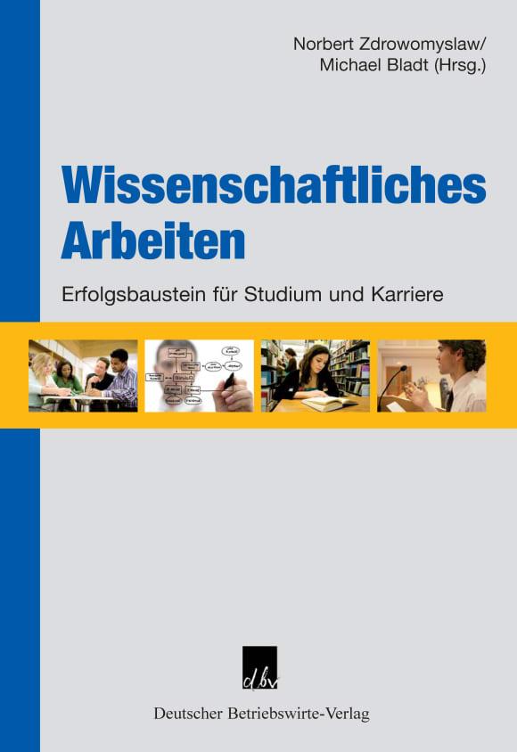 Cover Wissenschaftliches Arbeiten
