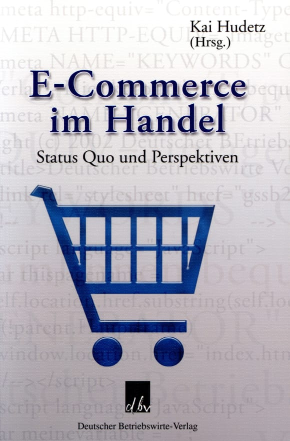 Cover E-Commerce im Handel