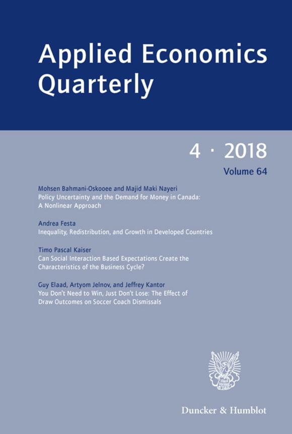 Cover AEQ 4/2018