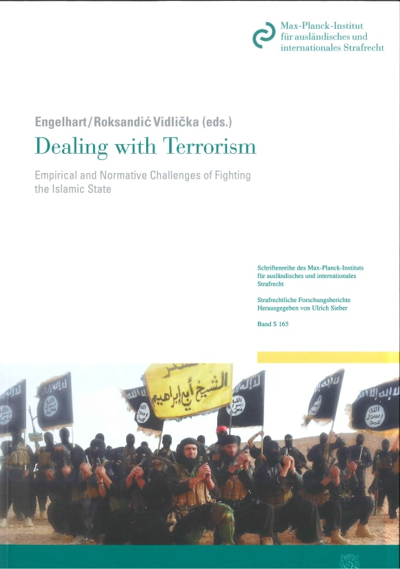 Cover Dealing with Terrorism
