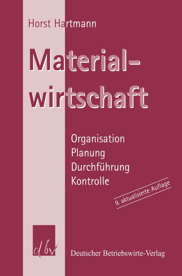 Cover Materialwirtschaft