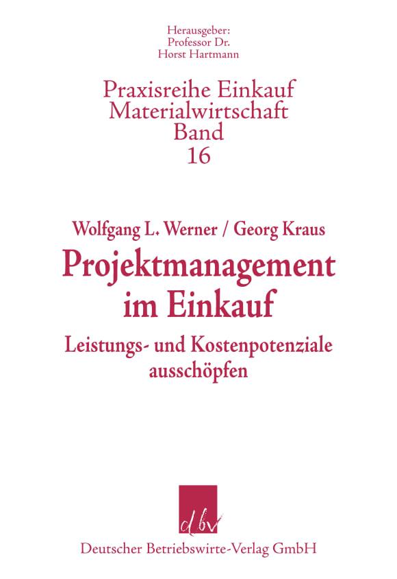 Cover Projektmanagement im Einkauf
