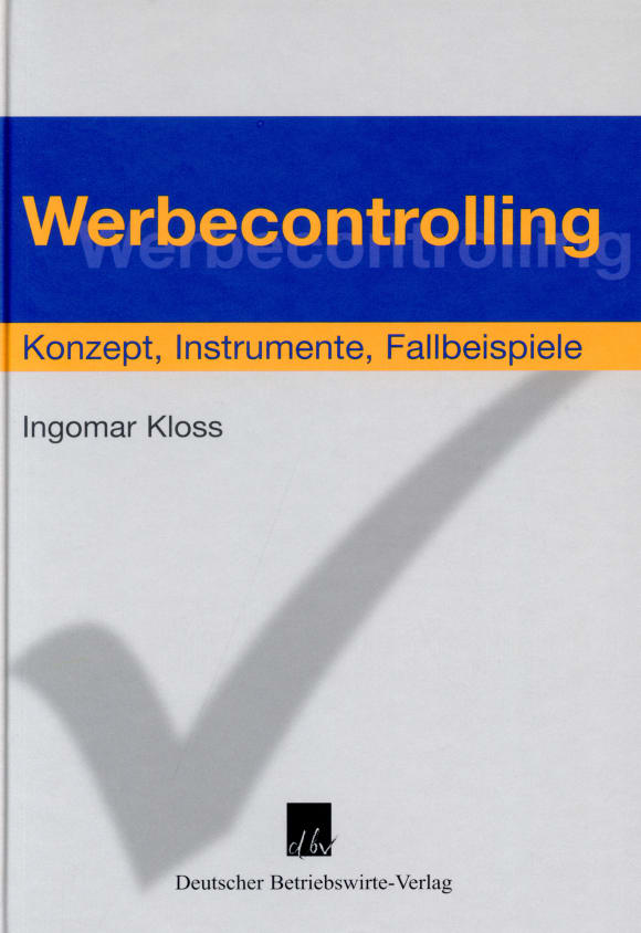 Cover Werbecontrolling