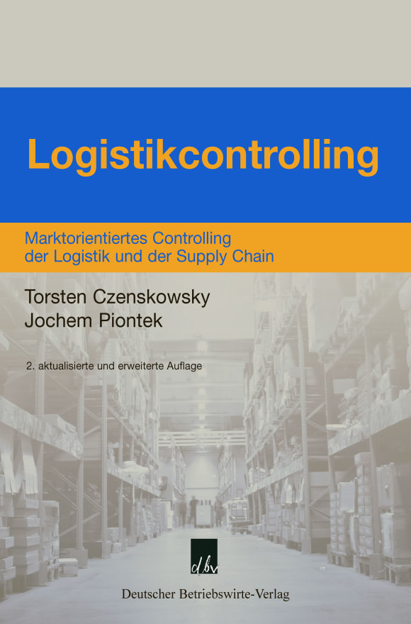 Cover Logistikcontrolling