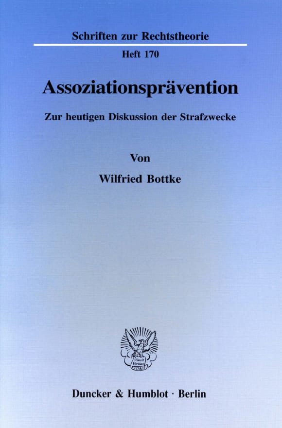 Cover Assoziationsprävention