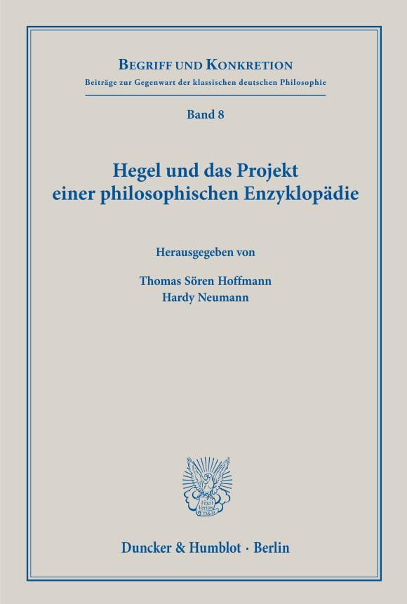 Cover Begriff und Konkretion (BK)