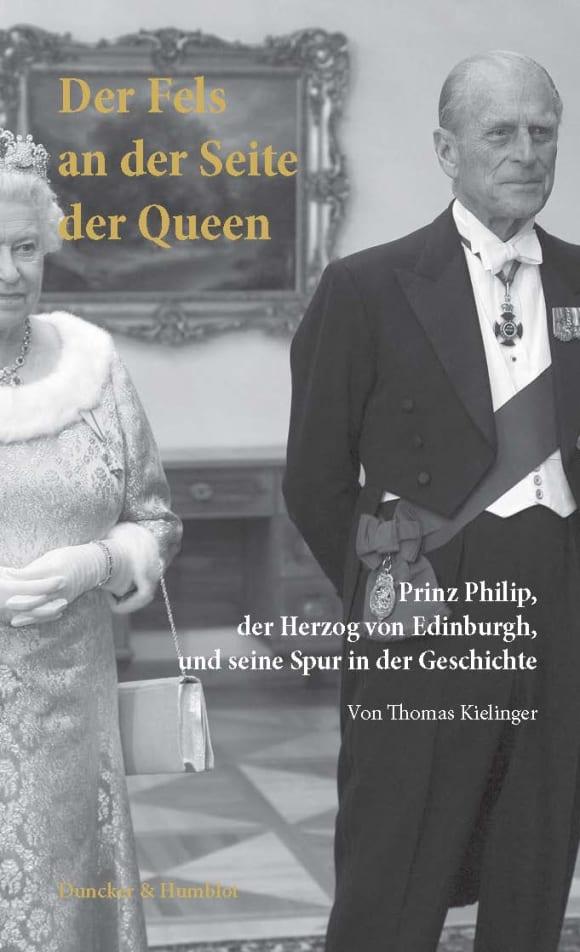 Cover Der Fels an der Seite der Queen
