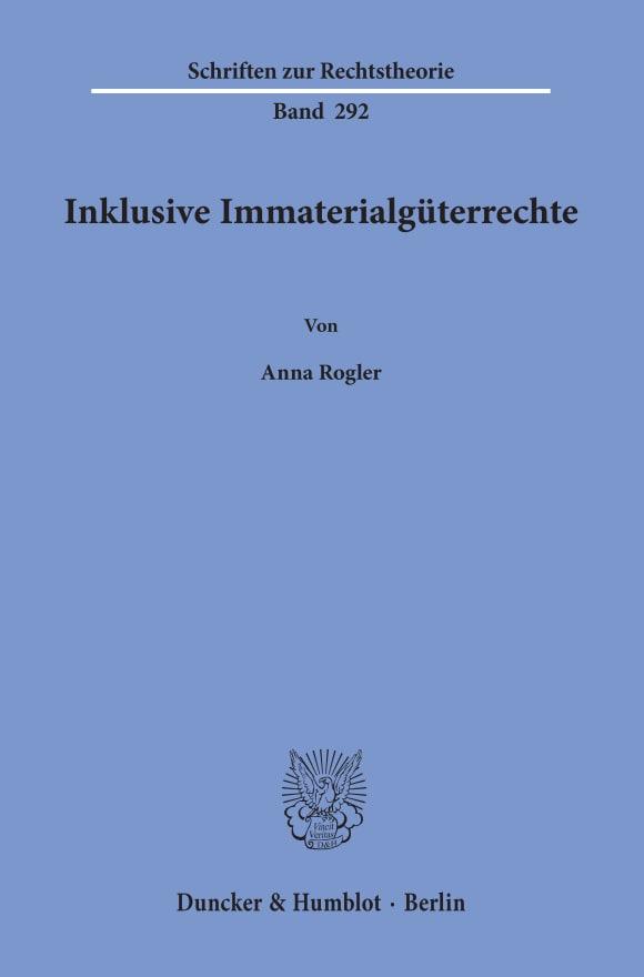 Cover Inklusive Immaterialgüterrechte