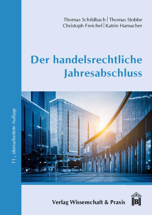 Cover Der handelsrechtliche Jahresabschluss