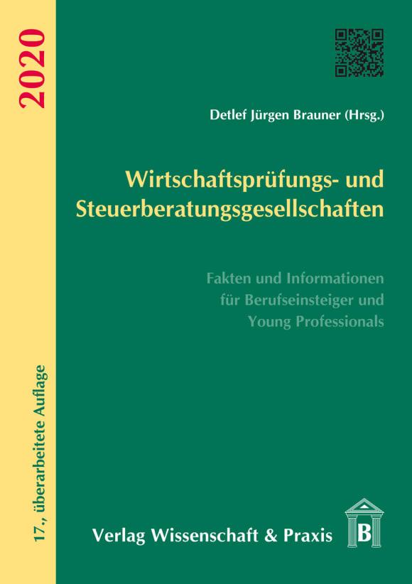 Cover Wirtschaftsprüfungs- und Steuerberatungsgesellschaften 2020