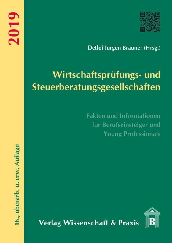 Cover Wirtschaftsprüfungs- und Steuerberatungsgesellschaften 2019