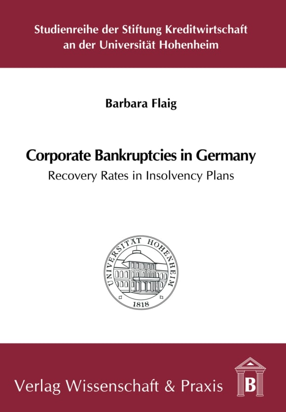 Cover Corporate Bankruptcies in Germany